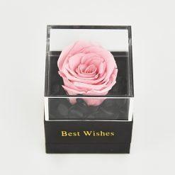 boite à bijoux rose