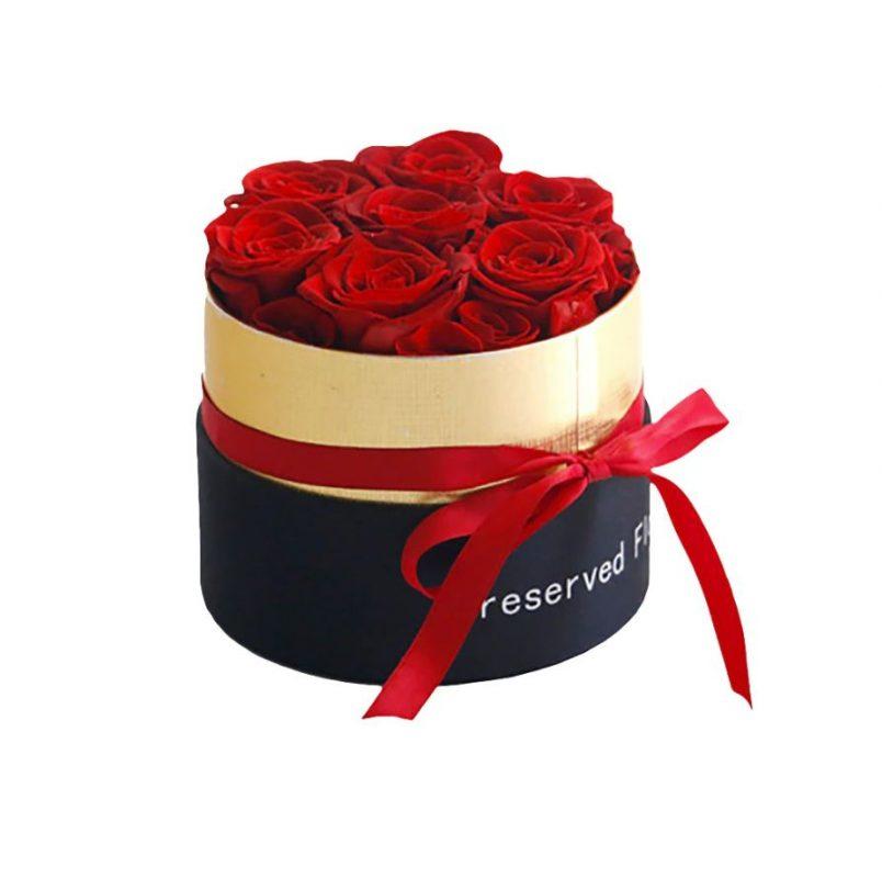 box de roses eternelles